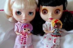 Pyjama girls!
