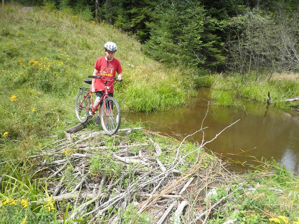 Maine Biking, August 24, 2011