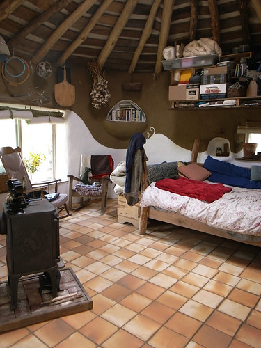 How To Install Terracotta Tile Floor in Cob House (with Pictures ...
