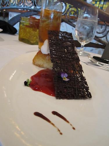 Tres Leches Dessert