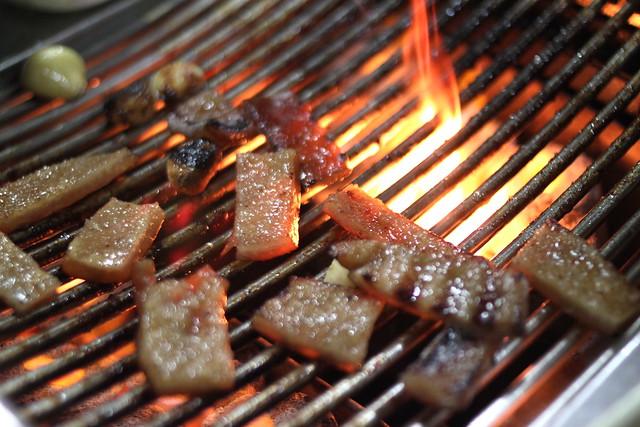 Seoul Food: Garmaeggisal Jeonmun