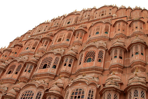 Hawa Mahal / Palace of the Breeze