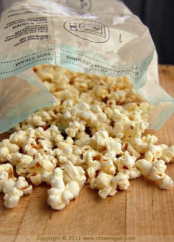 Quinn Popcorn: Lemon and Sea Salt
