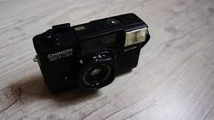 Chinon 35F-EE (Fuuuuuunk) Tags: camera old canon 28 canonet chinon 35fee telemetre