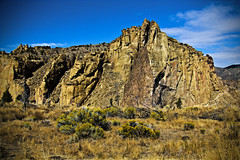 Another visit to the rock (buddha_ron) Tags: oregon centraloregon redmond smithrock highdessert