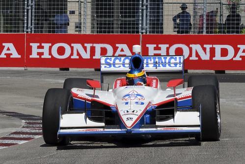 Sebastien Bourdais, Honda Indy Toronto 2011