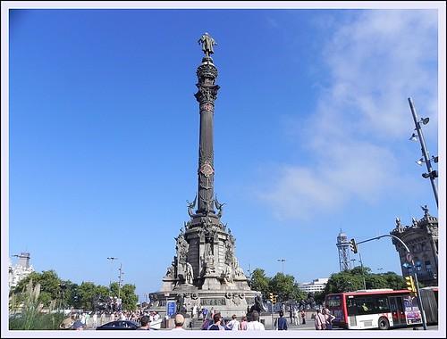 Barcelona Turística 1 by Miguel Allué Aguilar