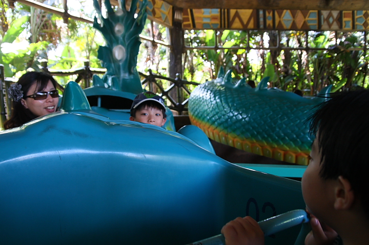 六福村主題遊樂園(南太平洋區)020
