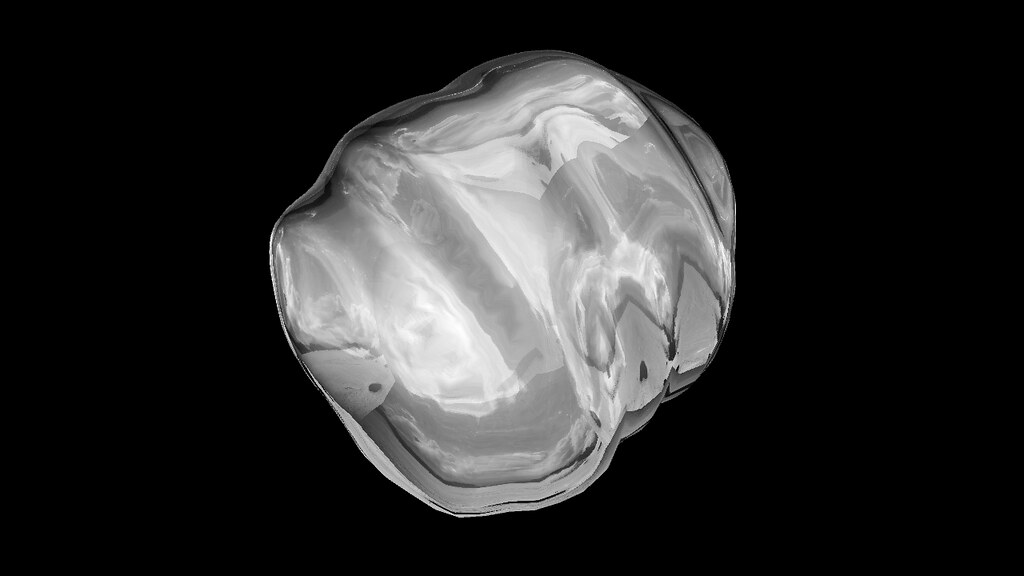 Spherical Vertex Noise
