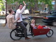 workcycles-bakfiets-lijnbaansgracht 2 (@WorkCycles) Tags: netherlands dutch amsterdam bike cyclists nederland bikes fietsen fiets cargobike sidesaddle workcycles