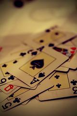 Un sabato qualunque (James LaFleur) Tags: cards ace saturday carte sabato asso
