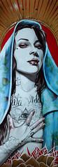 Sk8 detail (TURKESA (old profile)) Tags: girl tattoo virgin skate skateboard virgen sk8 turkesa rabodiga turkesart
