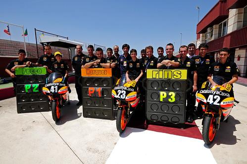 Triplete 125GP Albacete