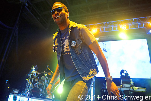 Kid Cudi - 07-10-11 - DTE Energy Music Theatre, Clarkston, MI