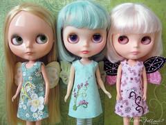 fairy dresses!