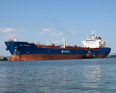 NORD PRINCESS Tanker on Kill Van Kull, New York-New Jersey (jag9889) Tags: city nyc ny newyork work boat newjersey ship princess nj vessel kayaking tugboat tug statenisland bayonne tanker nord hudsoncounty norient 2011 killvankull y2011 jag9889