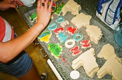 (Lauren Max) Tags: film cookies 35mm naomi demon 4thofjuly henhouse