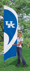 Kentucky Tall Feather Flag
