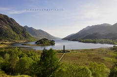 Glenfinnan Monument (V@!$#143) Tags: highlands lac lochshiel tang lochaber jacobite glenfinnanmonument