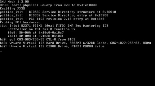 Debian GNU/Hurd grafikus telepítő #2