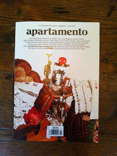 apartamento: an everyday life interiors magazine