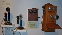 Telephones - late 1800s-1930s