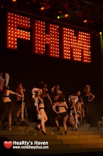 FHM 100 Sexiest Sponsor Show