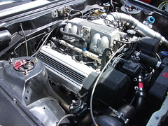 1973 Toyota Celica - V8 engine