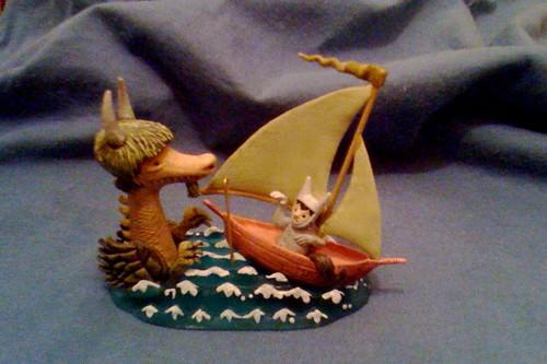 Max sets sail (#9)