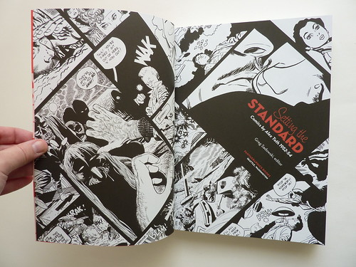Setting the Standard: Comics by Alex Toth 1952-1954 - title pages