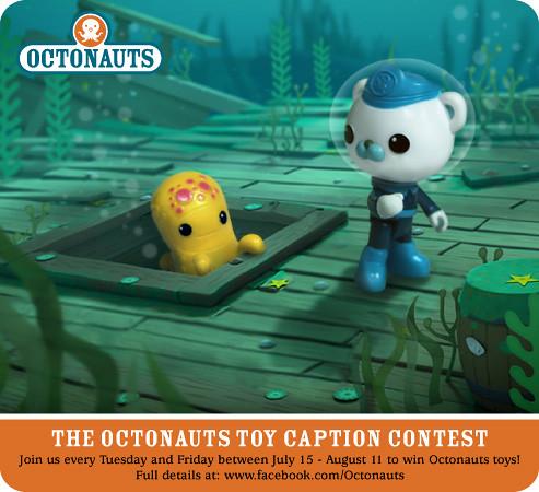 Octonauts toy caption contest