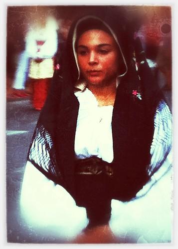 la sfilata della madonna delle grazie, Iglesias by helencarter1001