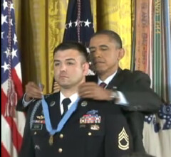 Leroy Petry medal of honor