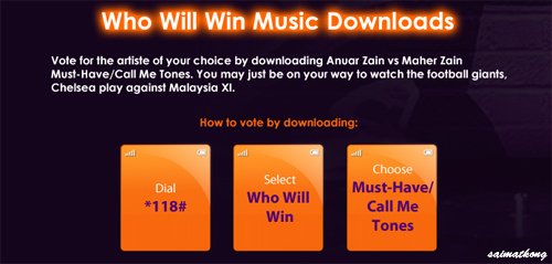 Who Will Win Music Downloads