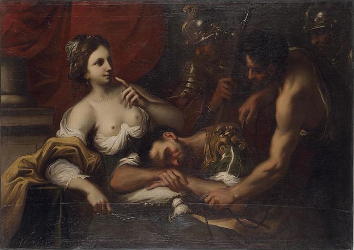 Francesco Rosa, Samson et Dalila