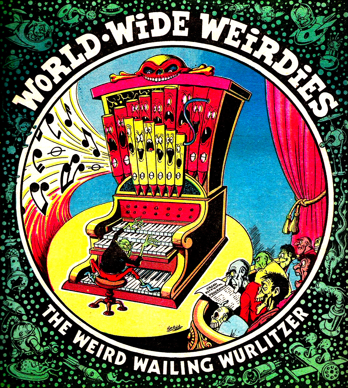 Ken Reid - World Wide Weirdies 27