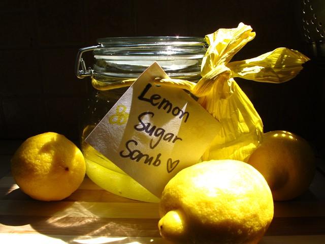 Lemon Sugar Scrub (14)
