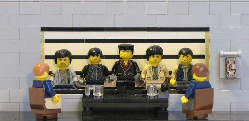 Custom minifig USUALSUSPECTS2