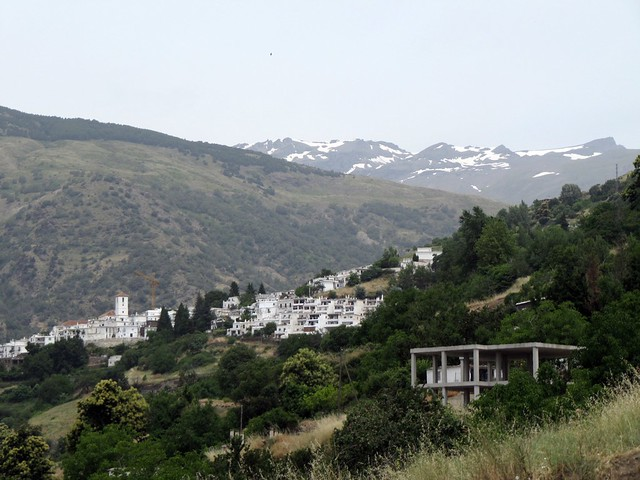 La Alpujarra Sierra Nevada Mountains Capileira