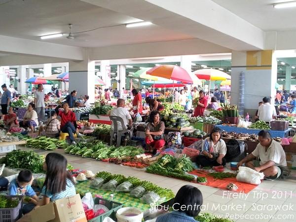 Firefly trip - Sibu Central Market, Sarawak.31