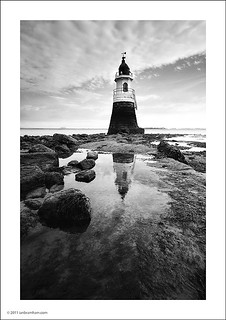 Plover Scar Lighthouse - 2