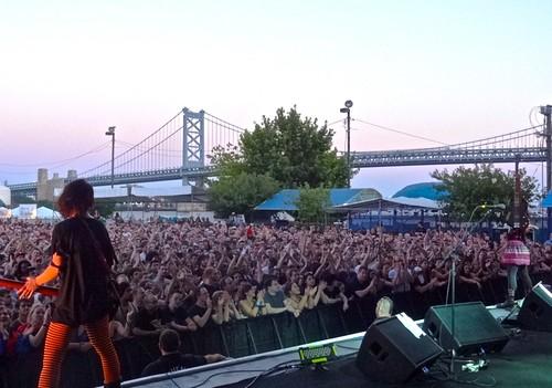 Philadelphia, PA: Penn's Landing – Festival Pier