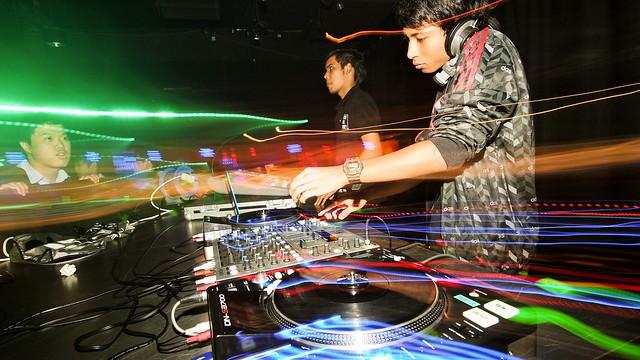 DJ Shaze @ITE-CE Substation 01