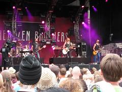 Ilosaarirock 2011 - Von Hertzen Brothers