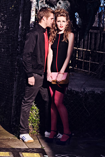 Rapture In Sydenham - Double shot, Him & Her, Fashion Photography D