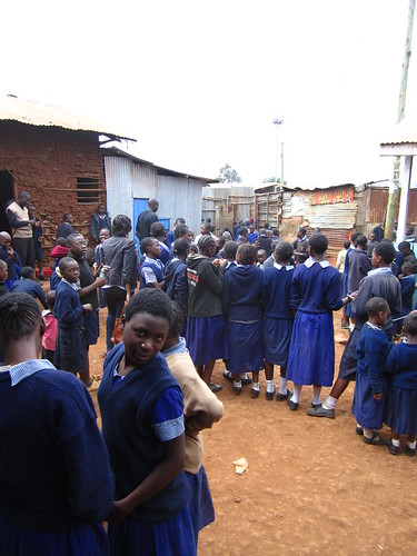Kibera: St. Juliet Educational Center