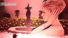 Hello Kitty by Swarovski ft May J + Iconiq - Tokyo Fashion News 71 - Japan 2011 (FashionTV on Flickr) Tags: news fashion magazine tokyo tv events models highlights karen reika kayo designers hashimoto younga ftv satoh fashiontv michibata ftvcom