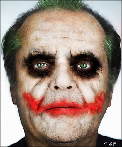 Jack Nicholson - Joker The Dark Knight