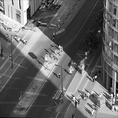 sonnenstreifen (loop_oh) Tags: city shadow people sun west berlin alex wall sunrise germany deutschland licht stream crossing traffic platz sony capital hauptstadt potsdamer center east stadt kudamm potsdamerplatz pedestrians alexanderplatz sonycenter ddr rise spree sonne bundestag potsdam schatten verkehr bund metropolitan sonnenstrahl thewall ost mauer metropole kollhoff raise havel kurfrstendamm sonnenschein berlinale strahl schein sunstream kollhofftower deutschekinemathek kinemathek