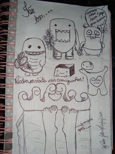 164/365 - Vida Símples #doodles